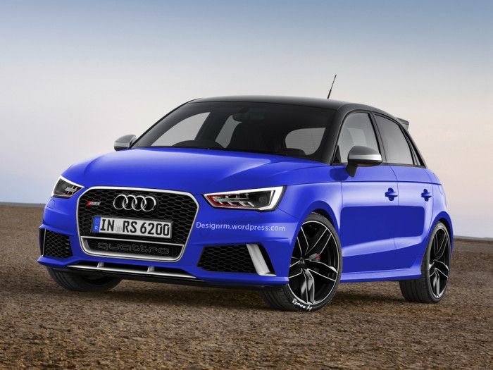 Audi RS1 Sportback [Renderings]