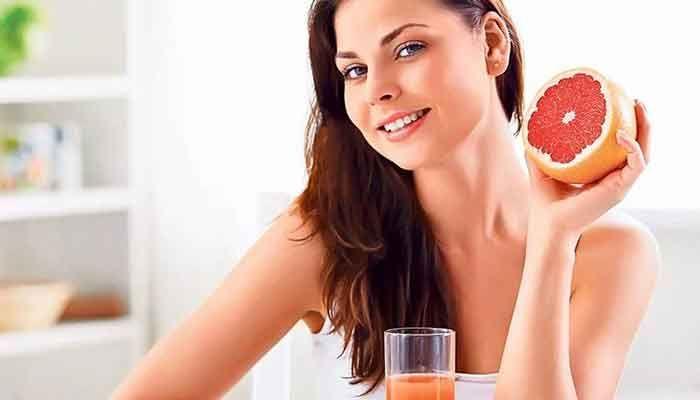 Грейпфрутовая диета на неделю
