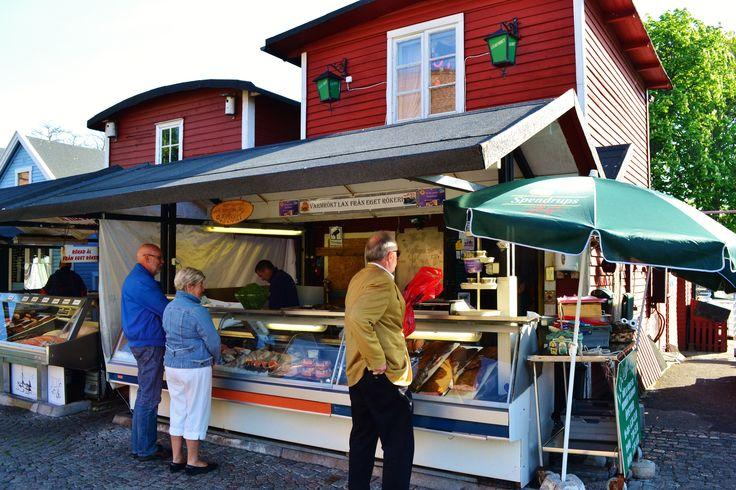 Hoddorna in Malmoe