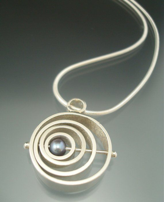 I love how the maker has connected the bead through a silver wire fitting it just finishes the pendant of beautifully!