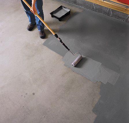 rubber paint for concrete floors gurus floor