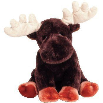 Ty Beanie Buddies Zeus - Moose