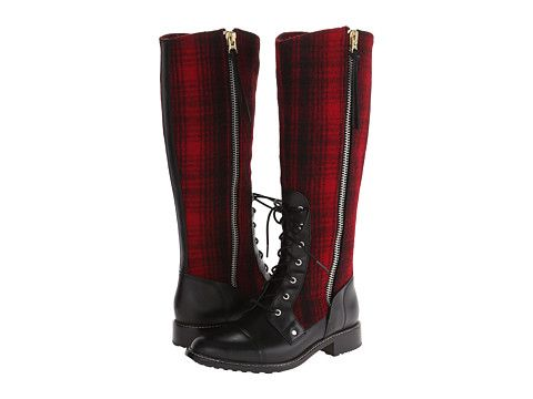 Woolrich Roadhouse Metal/Red Buffalo Check - 6pm.com