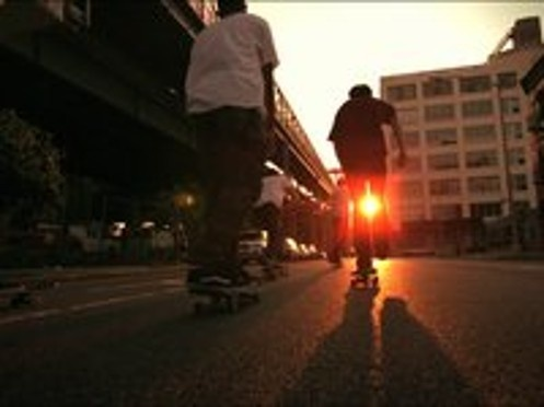 Shot from this cool video: http://vimeo.com/27260633#at=0 #brooklyn