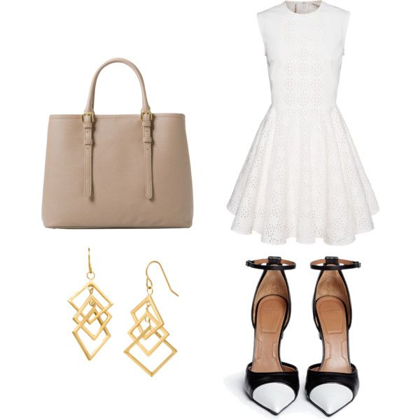 Untitled #37 by bestari09 on Polyvore featuring polyvore fashion style Givenchy MANGO