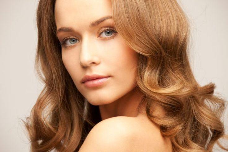 Золотисто-русый цвет волос