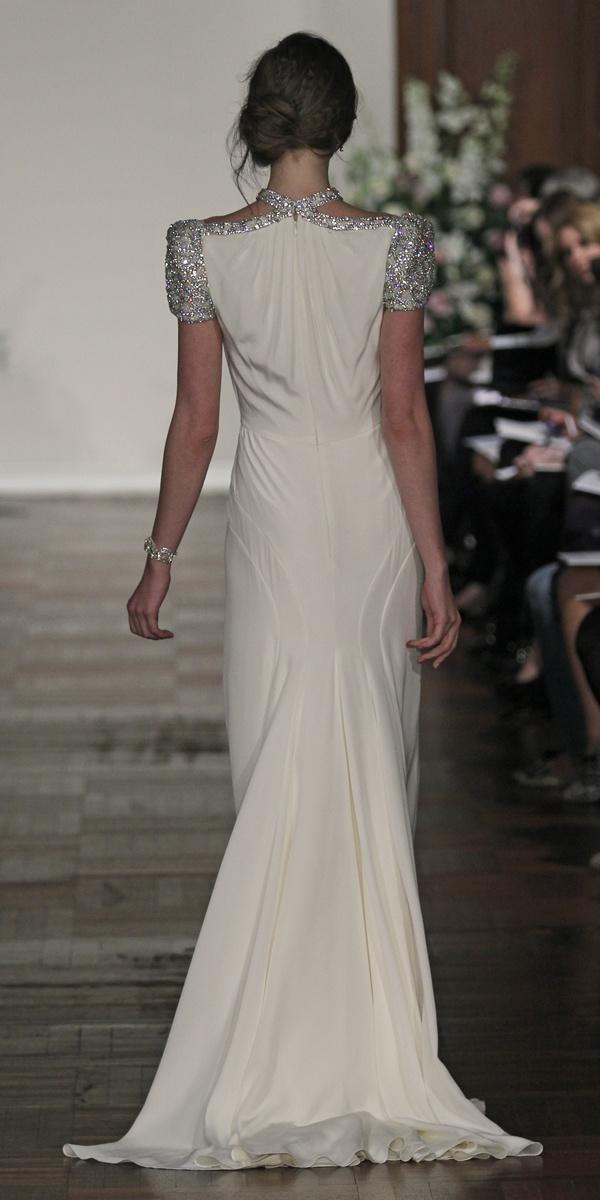 #JennyPackham #Wedding Dress - Tease