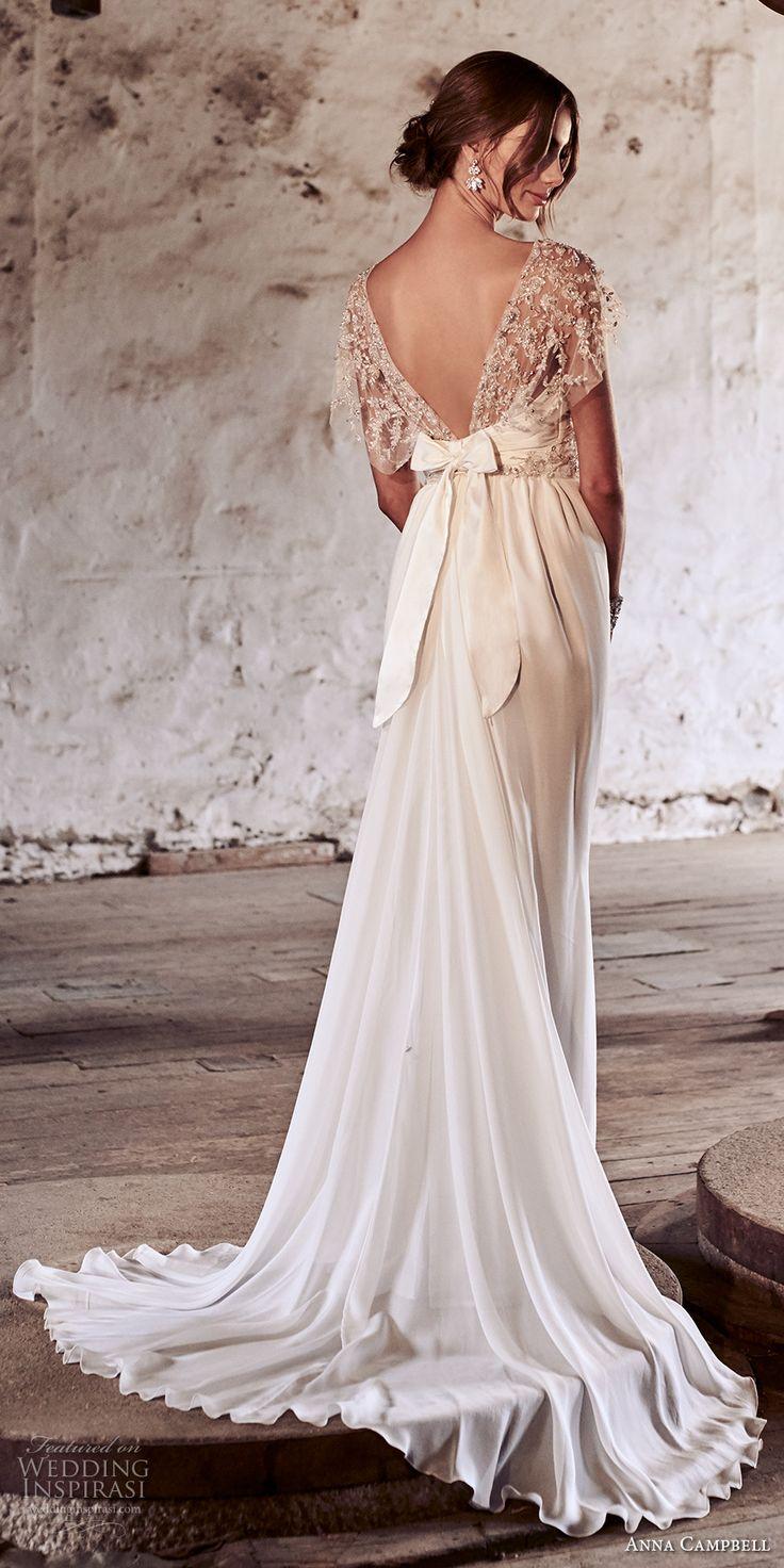 Les 861 meilleures images du tableau robe mari e sur for Robes de mariage anna campbell