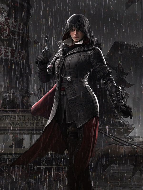 Assassin S Creed Syndicate Evie Frye Costume Top Celebs Jackets Assassins Creed Syndicate Evie Assassins Creed Assassins Creed Evie