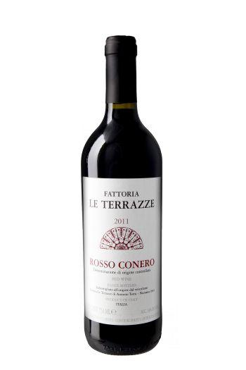 Rosso Conero, Fattoria Le Terrazze #wine #destinazionemarche #italiantaste