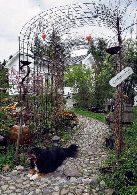 Med hjerte for hagen | BA