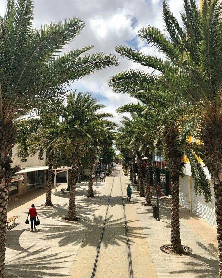Aruba,Oranjestad
