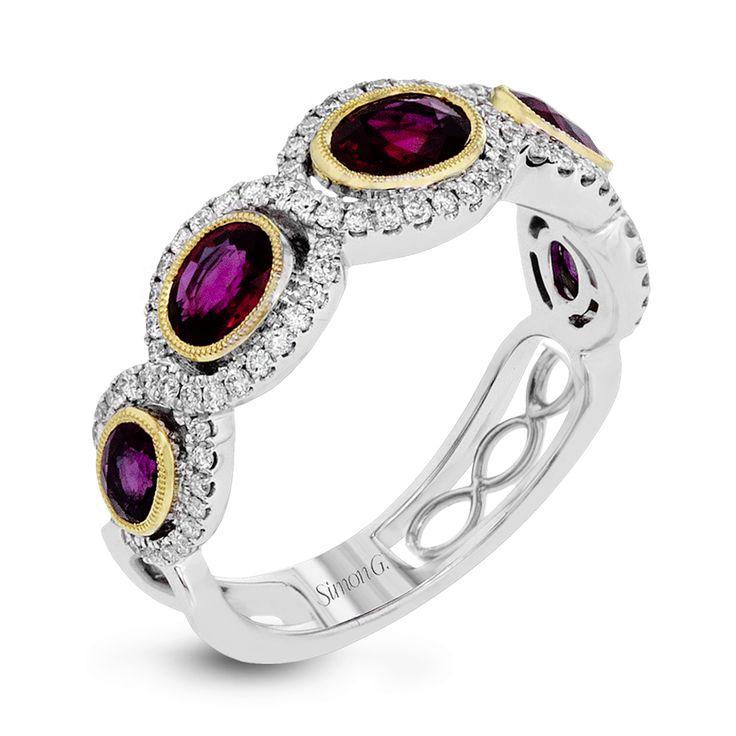 MR2698 Fashion Ring | Simon G. Jewelry
