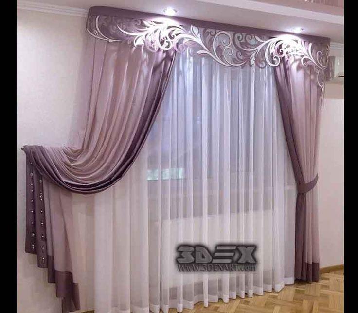 Modern Bedroom Curtain Design Ideas Window Curtains 2018