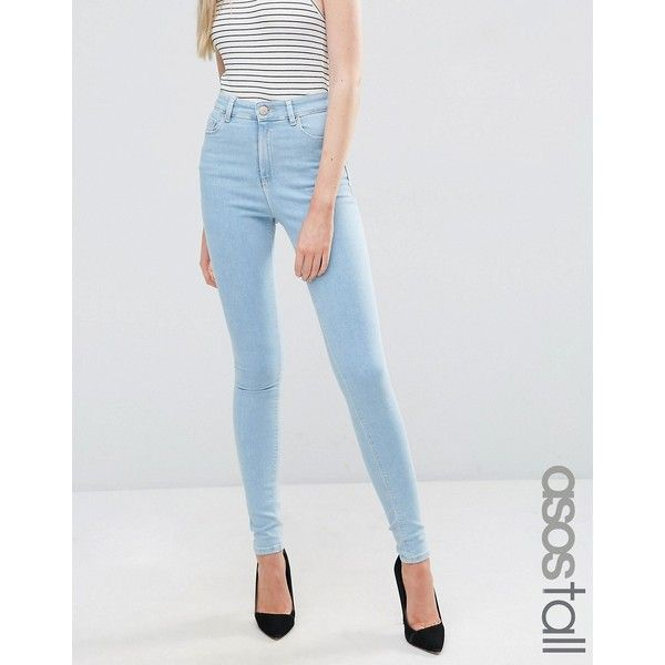 1000  ideas about High Waist Skinny Jeans on Pinterest | Dark blue