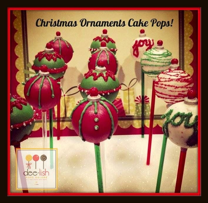 Christmas Cake Pop Ideas Pinterest : Best 20+ Christmas cake pops ideas on Pinterest ...