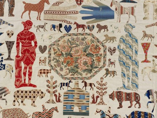The History of The American Quilt: Part One