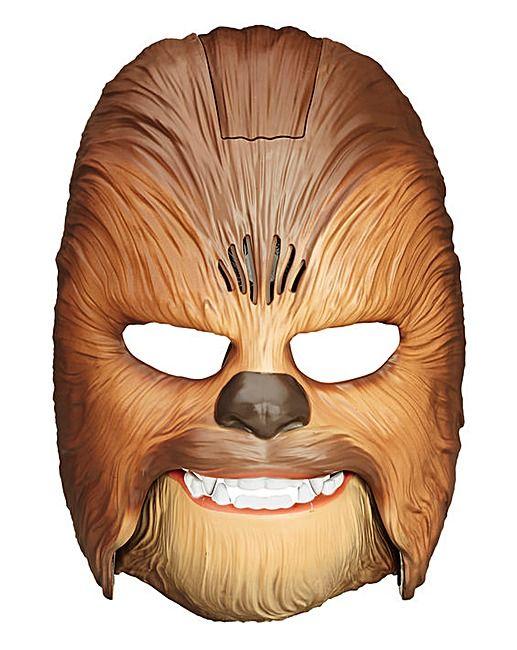 Star Wars Chewbacca Voice Changer Mask