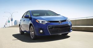 2015 New Toyota Corolla for Sale - Newmarket Toyota
