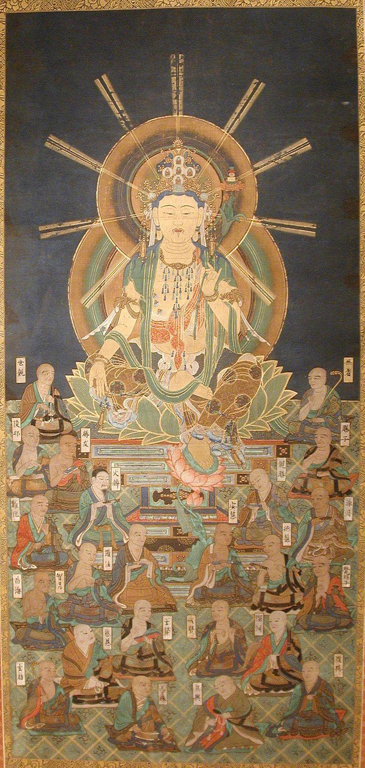 Hossō Mandala | Japan | Muromachi period (1392–1573)