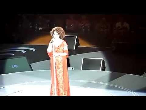 Tsai Chin / Cai Qin / 蔡琴 2011常州演唱会_01  concert - YouTube