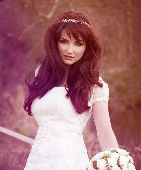 65 best images about Tiara Hairstyles on Pinterest | Short ...