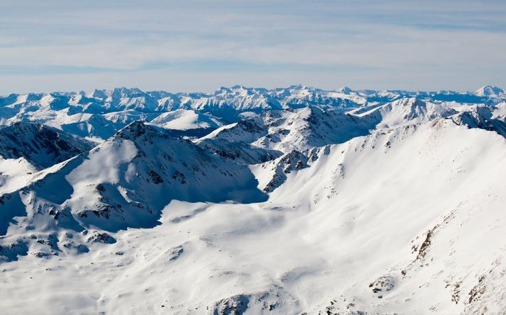 Colorado from Mount Elbert - Where to Find the Best View in Every State | Travel + Leisure