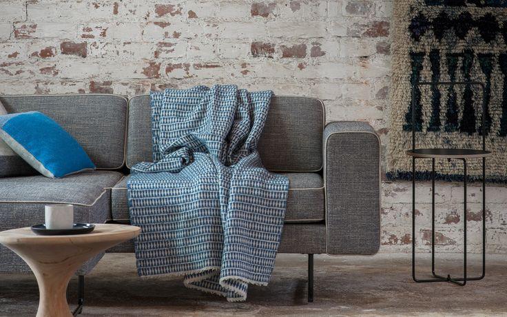 Tapio Anttila Collection –RIM sofa, Mixrack table