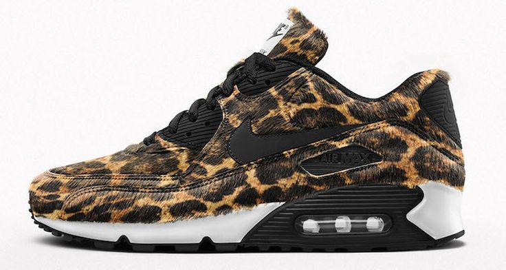 Animal Design Options are Coming for the Nike Air Max 90 PRM iD