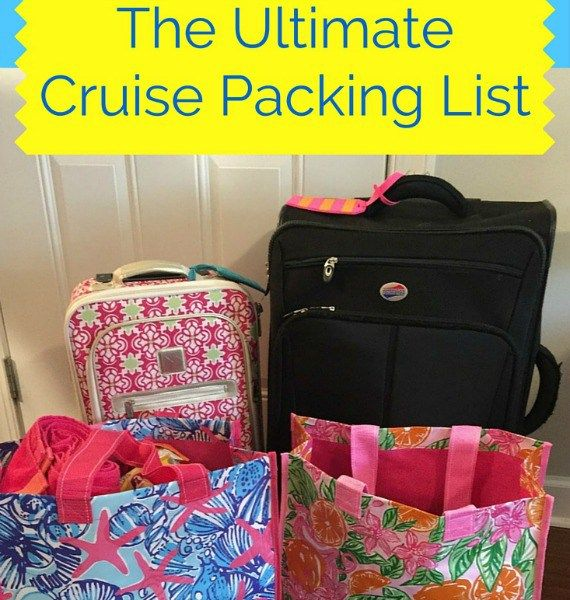 7 Pictures That Will Make You Want To Book A Trip: 1000+ Ideas About Cruise Packing Lists On Pinterest