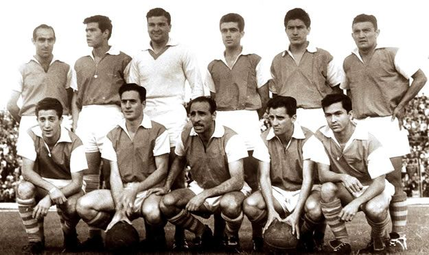 Independiente Santa Fe en 1960