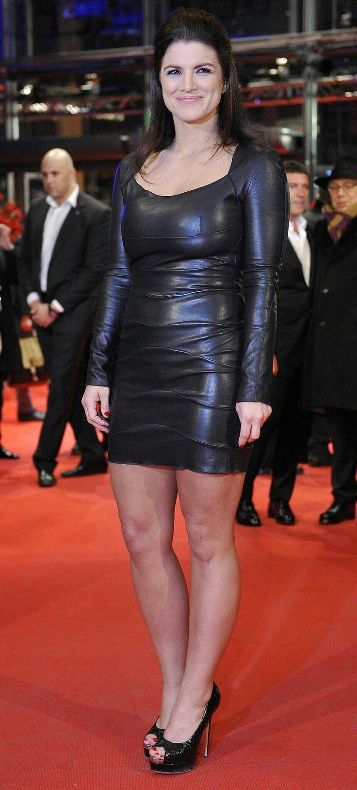 Gina Carano Joins 'Star Wars' Disney+ Series 'The ...  |Gina Carano