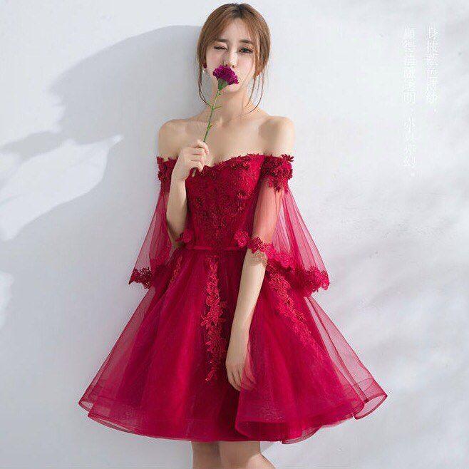 aa4571707a5 Yesstyle model Ulzzang girl in red