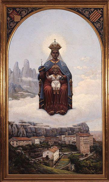 Montserrat / Vayreda