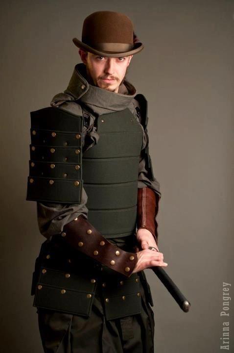 Modern Suit of Armour   Steampunk Stuff   Pinterest