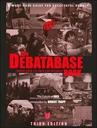 The debatabase book | Third edition
