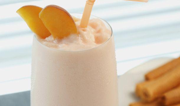 Smoothie de durazno y mango #CuidarseEsDisfrutar