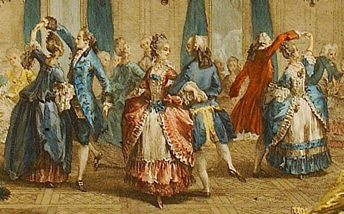 Менуэт - «король танцев и танец королей».