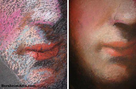 Pastel Painting Techniques | art pastel painting workshop improve technique]                                                                                                                                                     More