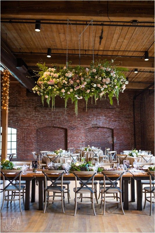 Stunning + Unique Rehearsal Dinner at RiverMill Event