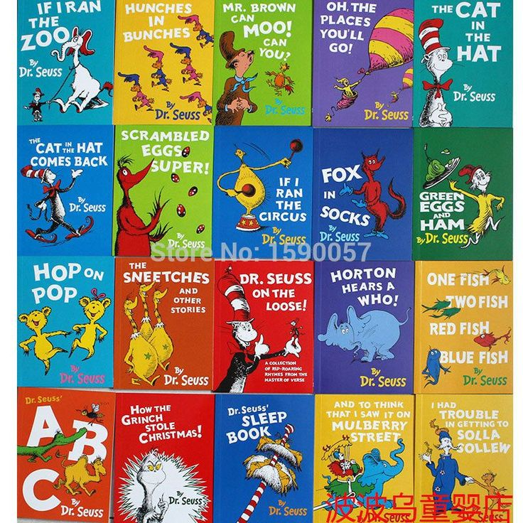 10peices/lot original English children's picture books stickers large format English story books #Affiliate