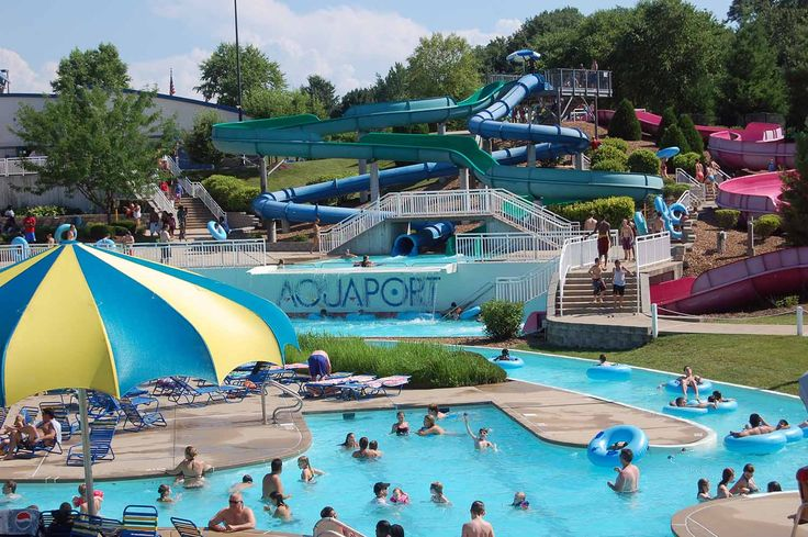 water park in maryland heights mo having fun in maryland heights