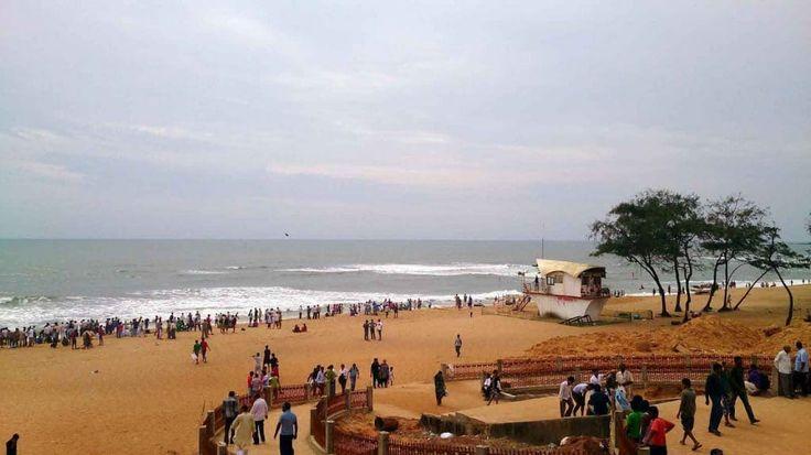 пляж Калангут - Северный Гоа, Индия