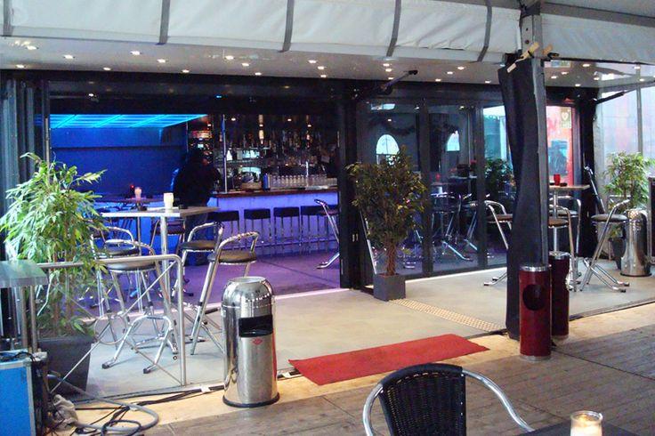 Mobiel Café Robbies Terras