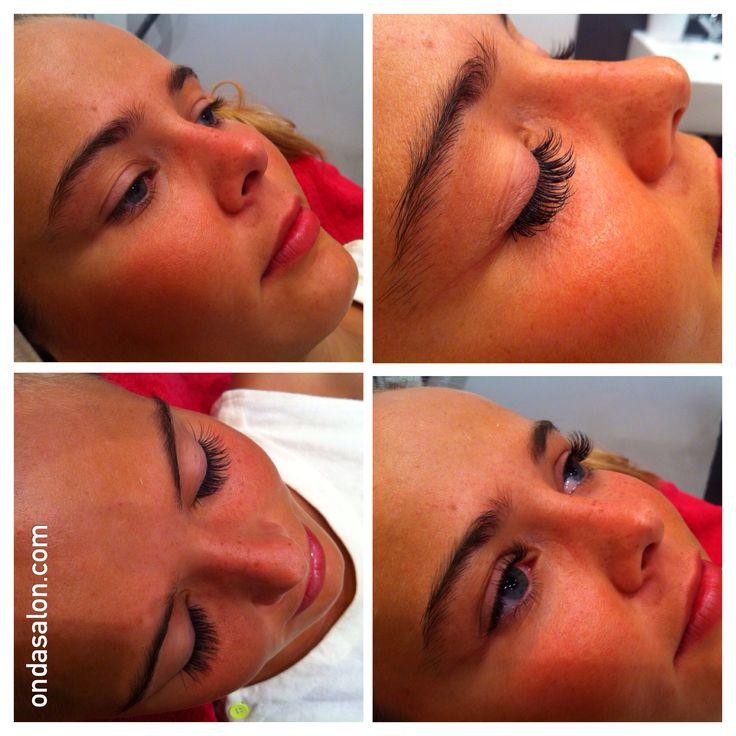 Extensiones de pestaña - eyelash extensions by Onda Beauty Manager, Erika.  #extensionesdepestaña #eyelashextensions #extensionesdepestañabarcelona #eyelashextensionsbarcelona #ondasalon #barceloneta #barcelona #centrodeestetica #estetica #beautysalon #beautysalonbarcelona #centrodeesteticabarcelona #elBornBarcelona #GóticoBarcelona www.ondasalon.com/centro-de-estetica-barcelona/