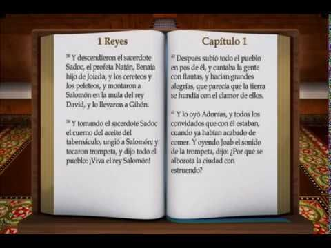 11 - BIBLIA HABLADA - 1 REYES (RV-AT)