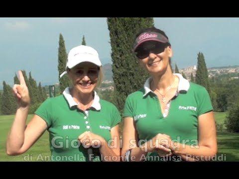 Ritmo nel gioco del Golf di Annalisa Pistuddi