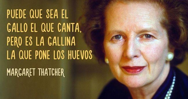 20Citas dehierro deMargaret Thatcher
