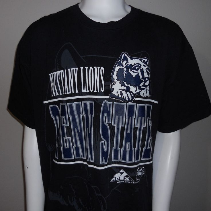 Penn State Nittany Lions T-Shirt Extra Large XL 1993 NCAA College Sports #PennState #NittanyLions