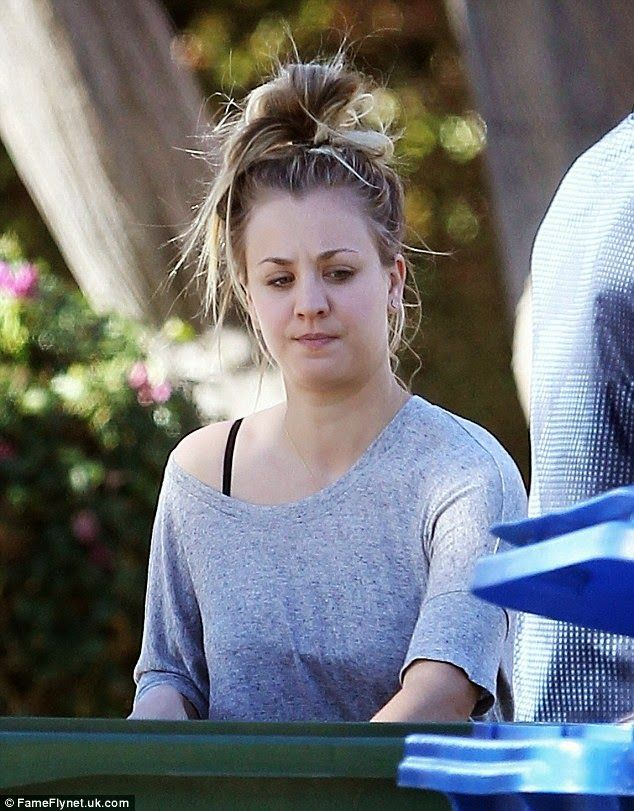 Kaley Cuoco Without Makeup Http Www